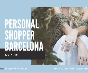 personal shopper en Barcelona